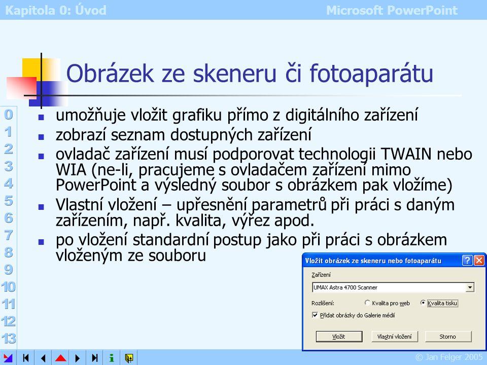 Kapitola 0: Úvod Microsoft PowerPoint © Jan Felger 2005 Úpravy automatických tvarů původní upravený