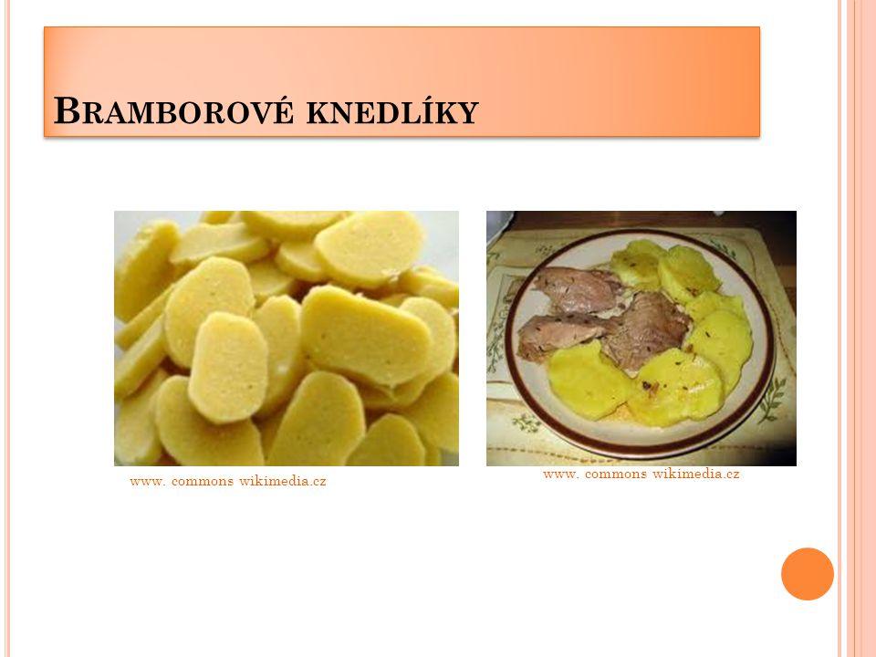 B RAMBOROVÉ KNEDLÍKY www. commons wikimedia.cz