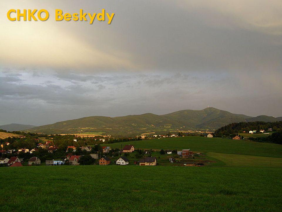 CHKO Beskydy