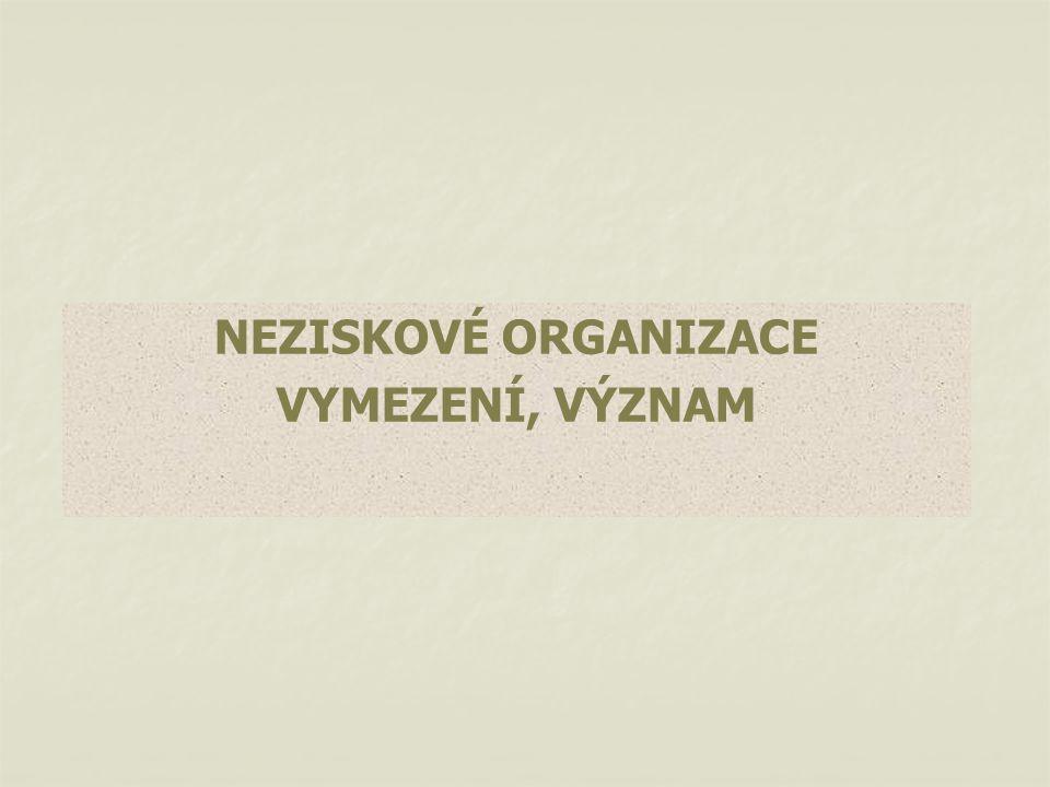 2 Občanská společnost občan Soukromý sektor stát VEŘ.