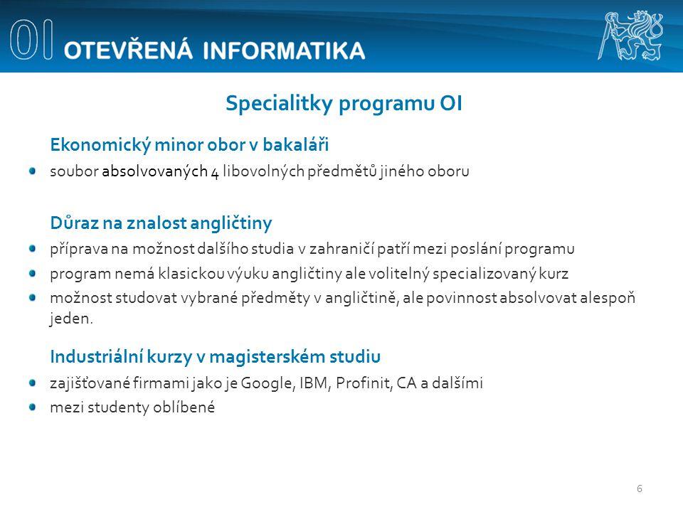 Matematika Programování Softwarové systémy Hardwarové systémy 7