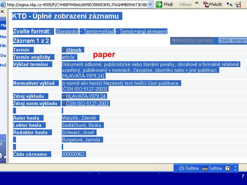 7 paper