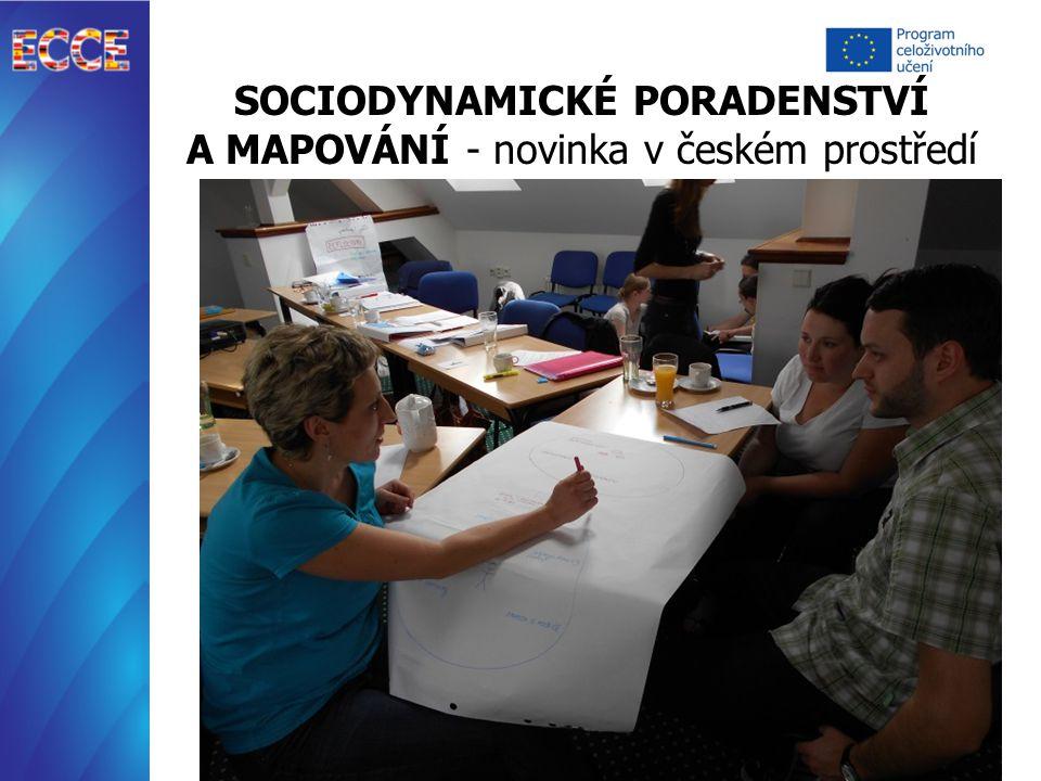 SOCIODYNAMICKÉ PORADENSTVÍ A MAPOVÁNÍ - novinka v českém prostředí