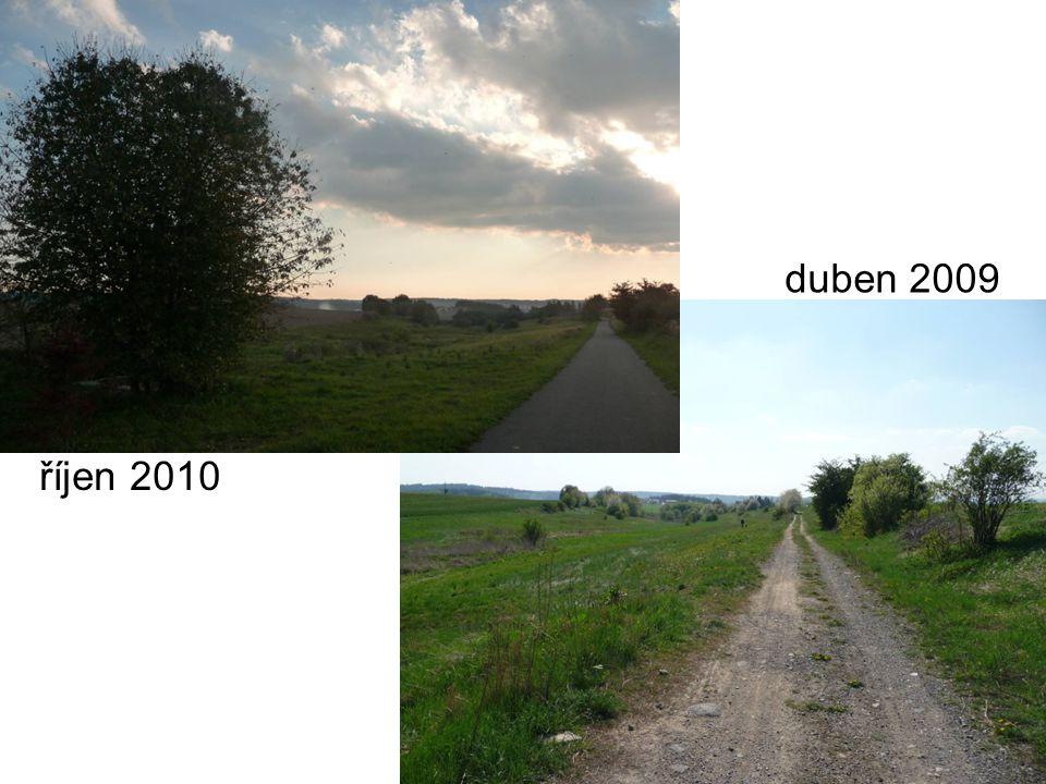 říjen 2010 duben 2009