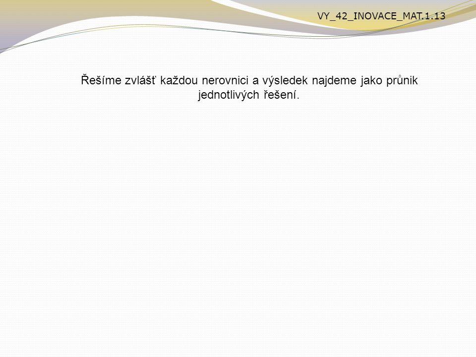 Příklad: VY_42_INOVACE_MAT.1.13