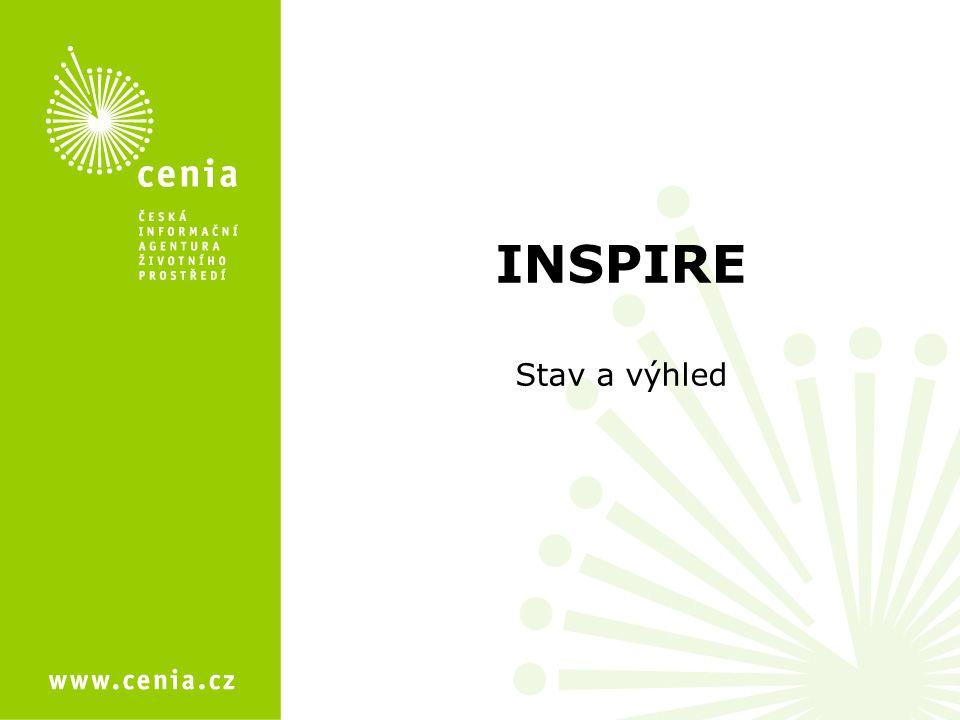 INSPIRE Stav a výhled