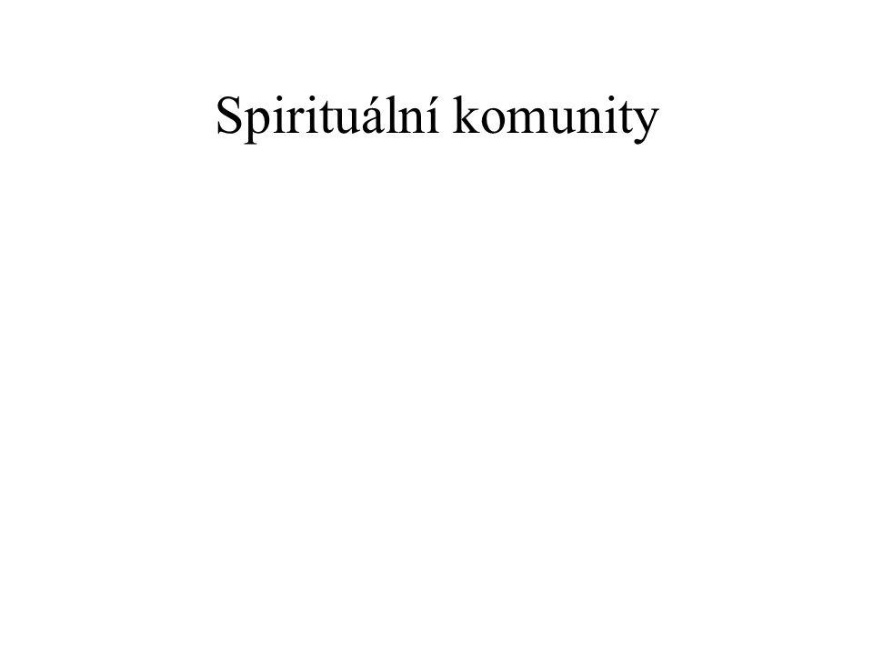 Spirituální komunity