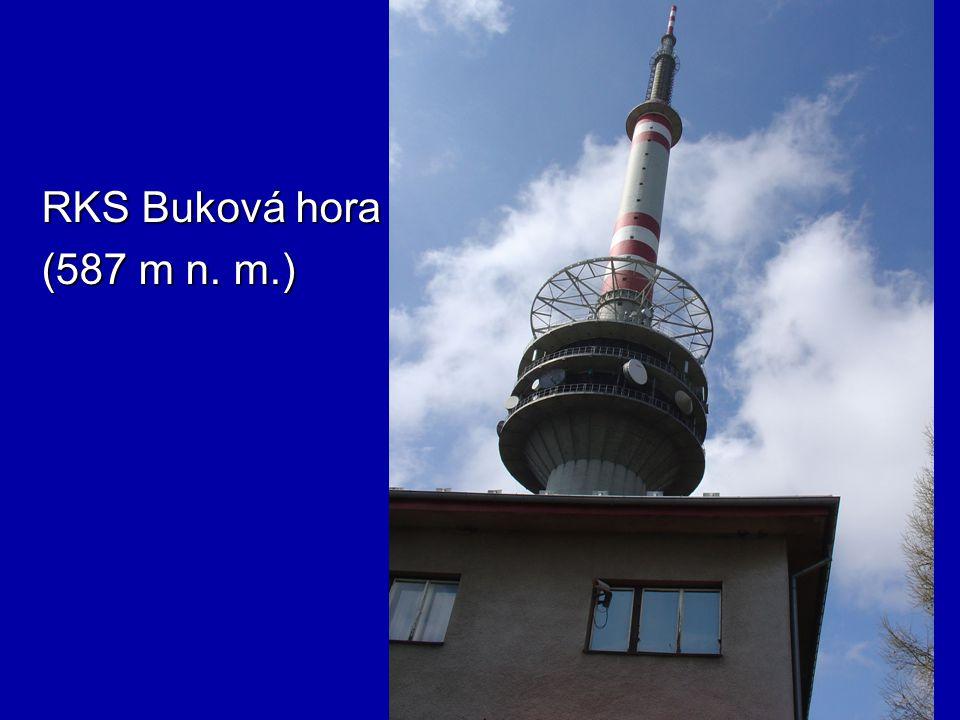 6 RKS Buková hora (587 m n. m.)