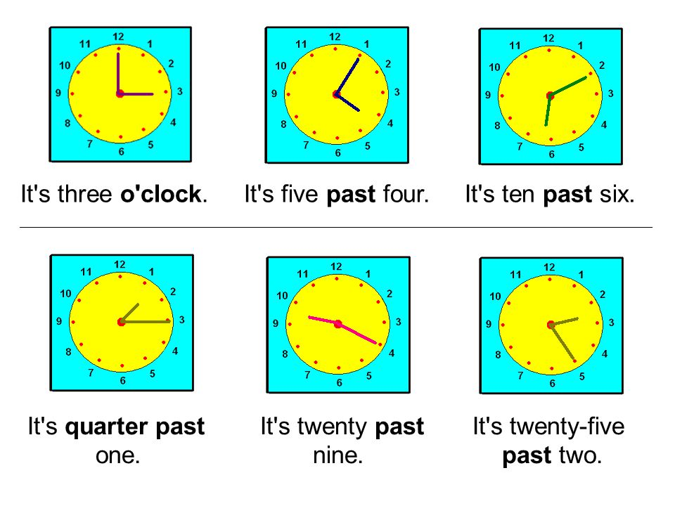 Oprav chyby: It s quarter Is it twenty It is three It s tventy to twelve.
