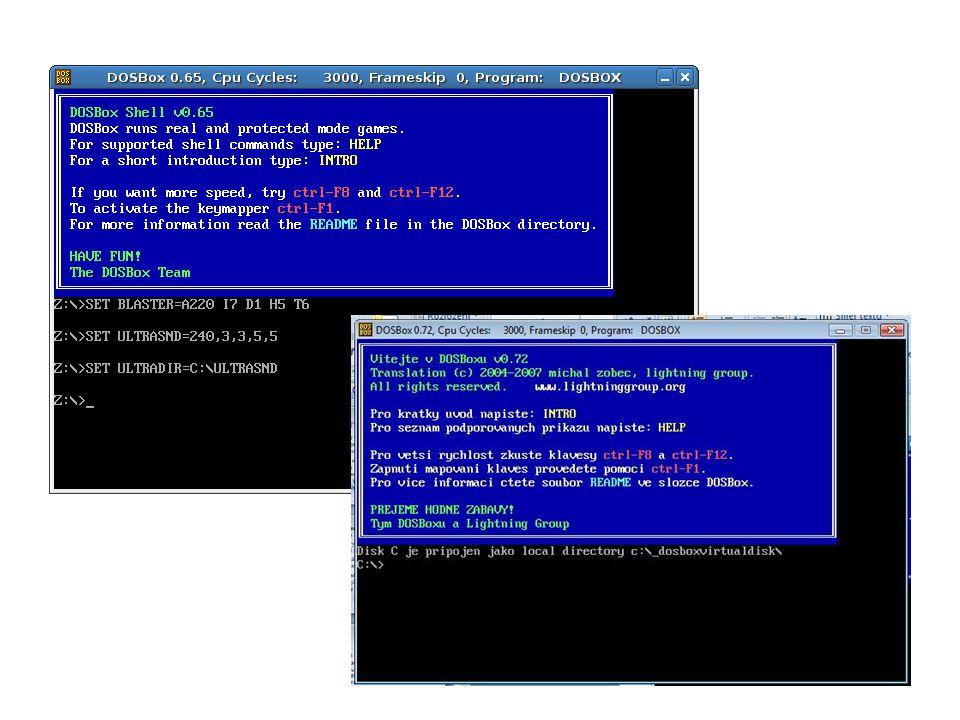 Virtualizace operačních systémů