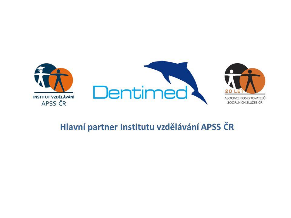Hlavní partner Institutu vzdělávání APSS ČR