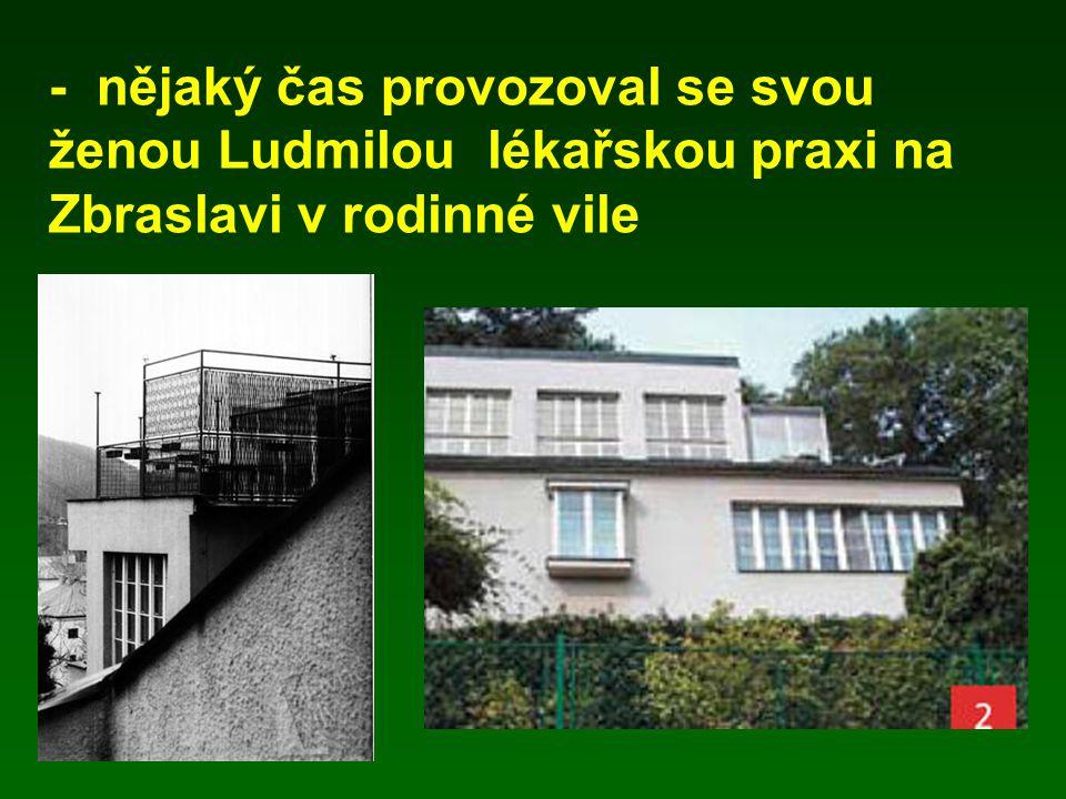 Vladislav Vančura byl zastřelen fašistickou popravčí četou na střelnici v Kobylisích 1.