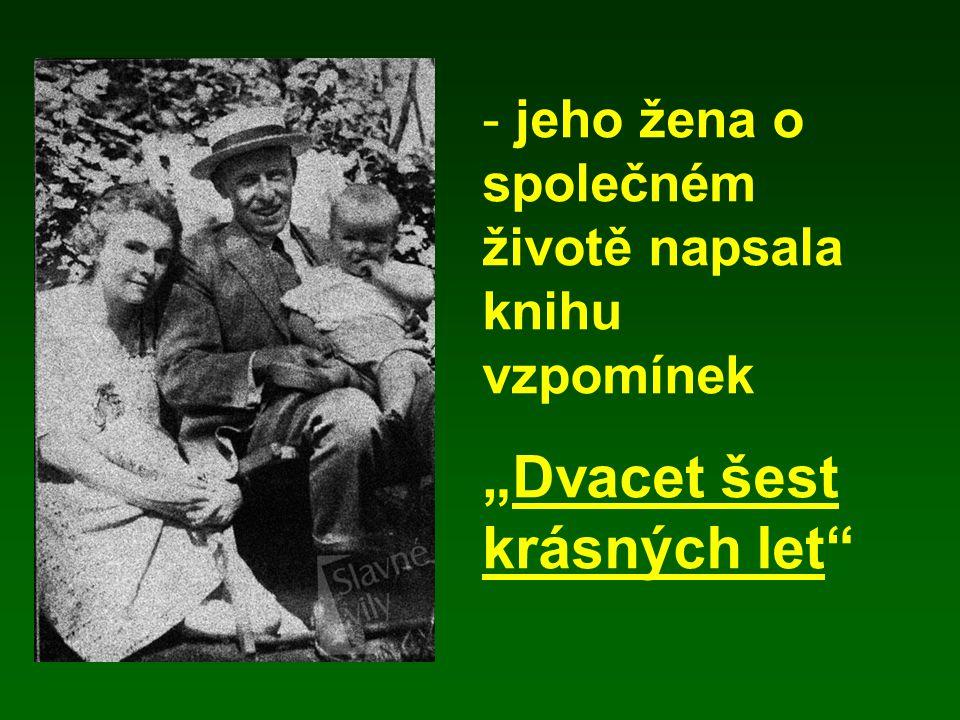 """- byl prvním předsedou uměleckého svazu """"Devětsil - od roku 1921 byl členem KSČ - za okupace pracoval v ilegálním výboru inteligence"""