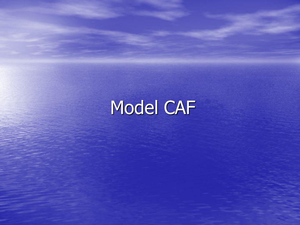 Model CAF