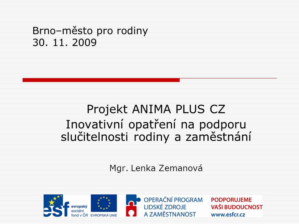 Brno–město pro rodiny 30. 11.