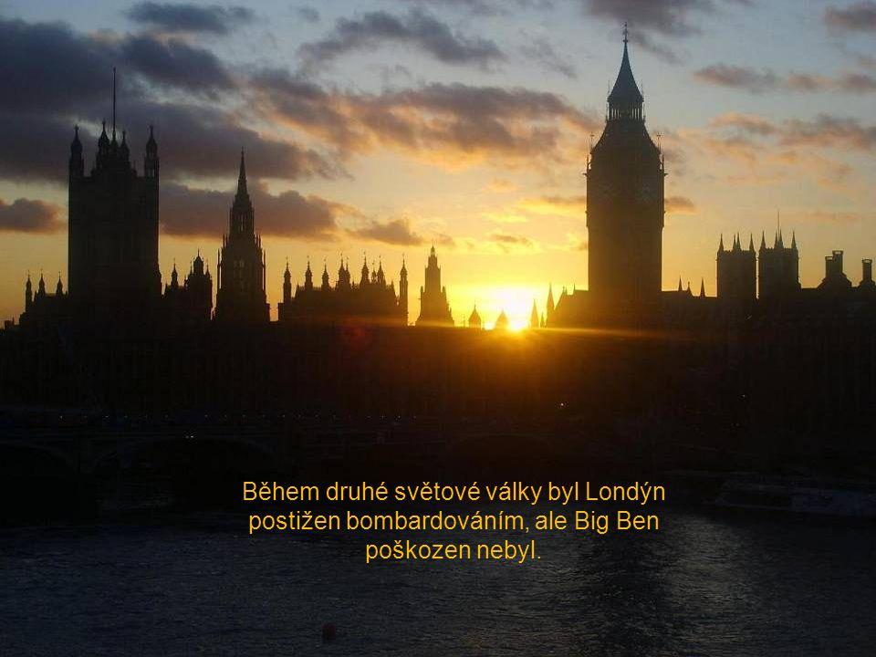 Jedná se o největší hodiny v Británii.