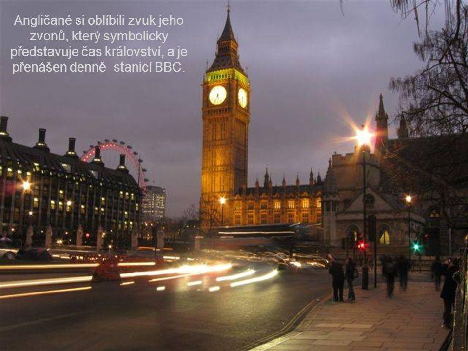 Během druhé světové války byl Londýn postižen bombardováním, ale Big Ben poškozen nebyl.
