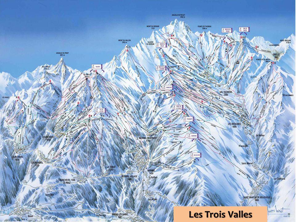 Les Trois Valles
