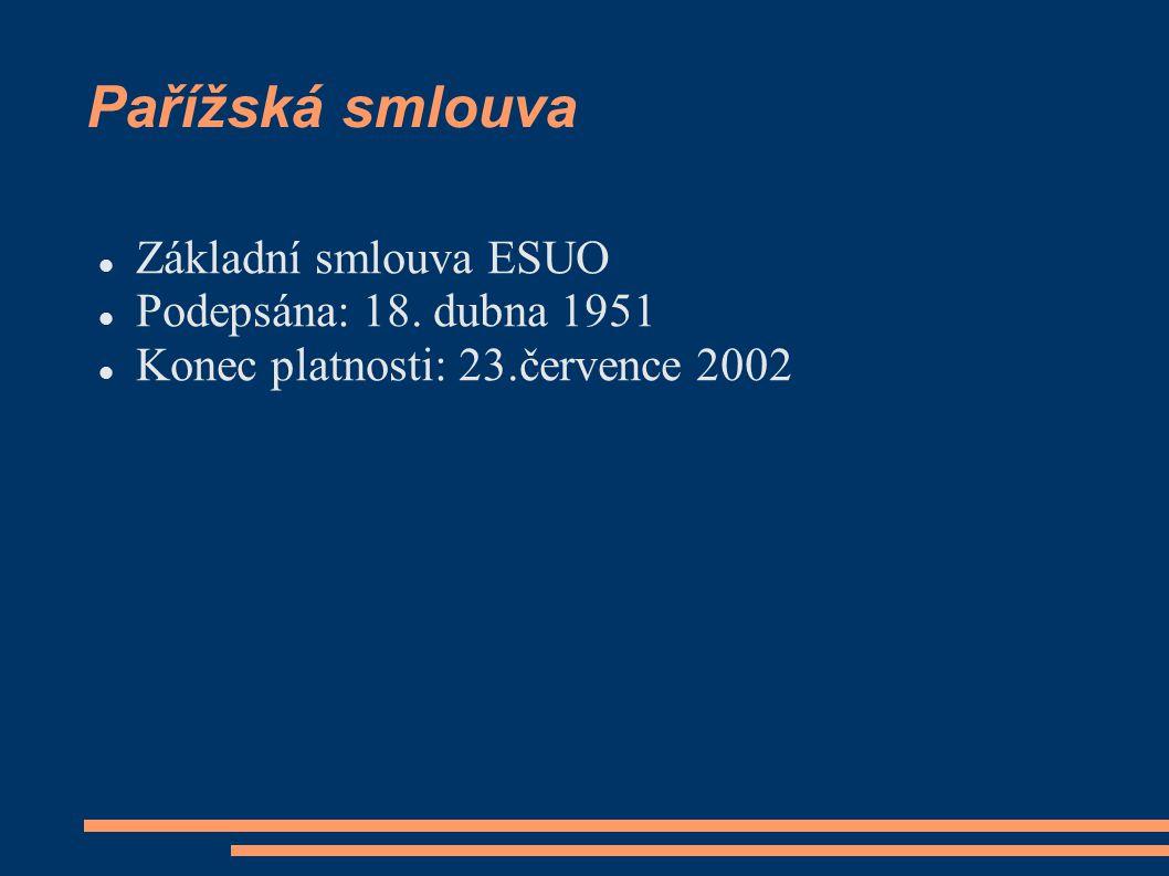 Varšavská smlouva Vojenský pakt evropských komunistických zemí Smlouva o přátelství, spolupráci a vzájemné pomoci Podepsána 14.5.