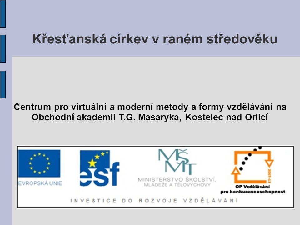 Seznam použitých pramenů: Beneš, Zdeněk: Dějepis pro střední odborné školy 1.