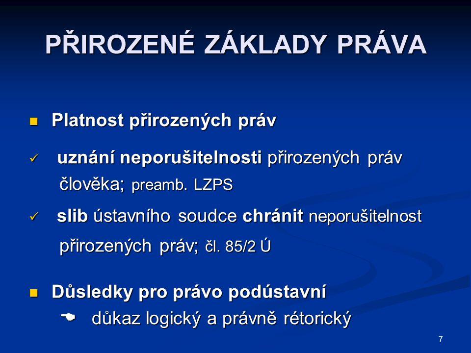 38  Telec, Chráněné statky osobnostní.Práv. rozhl., 2007/8.