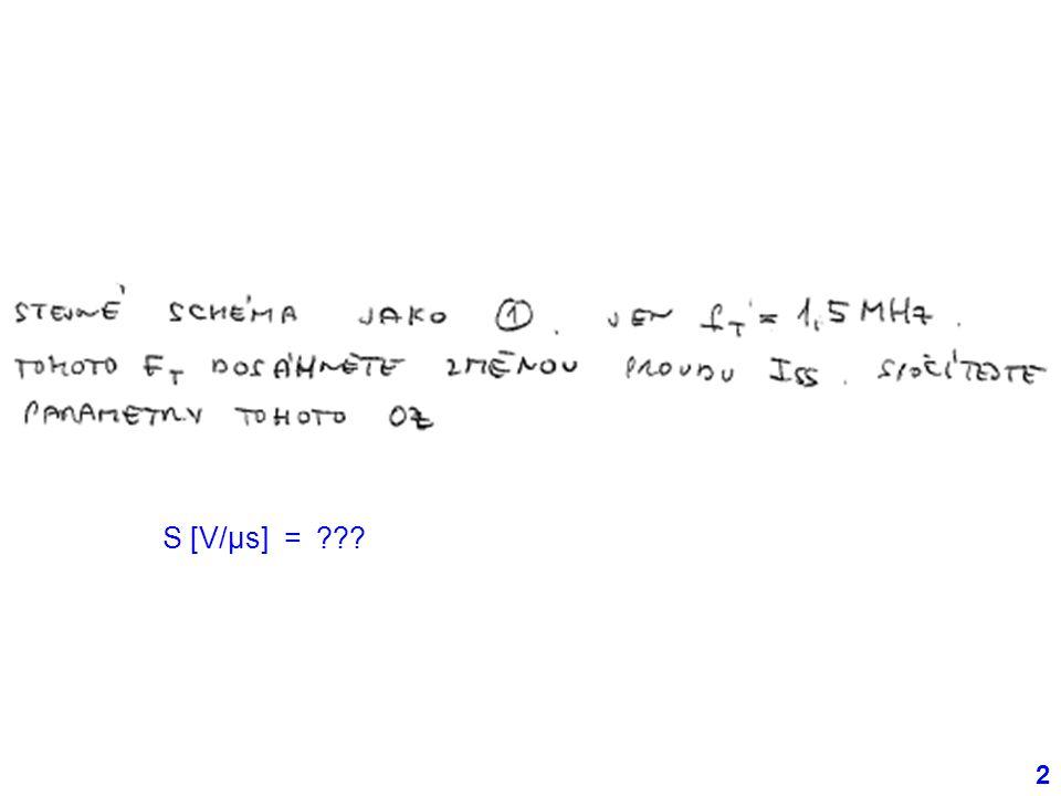 2 S [V/μs] = ???