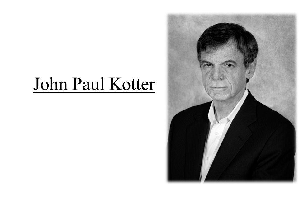 John Paul Kotter