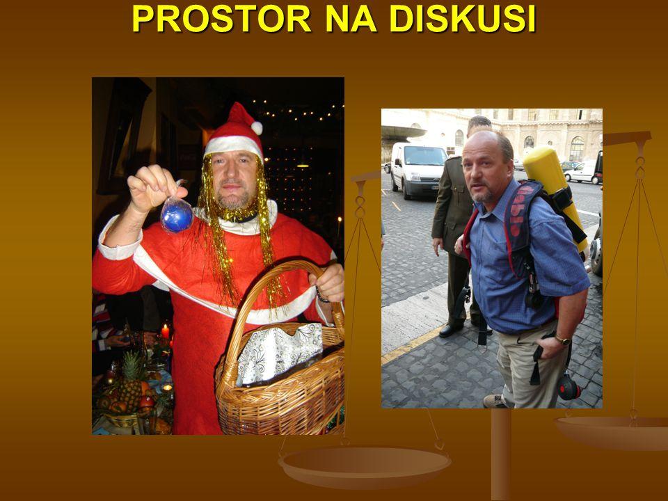 PROSTOR NA DISKUSI PROSTOR NA DISKUSI