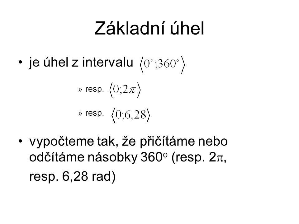 Základní úhel je úhel z intervalu »resp.