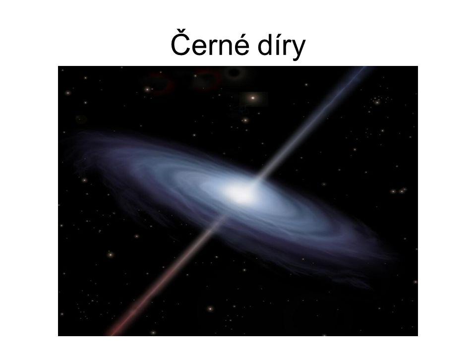 Černé díry