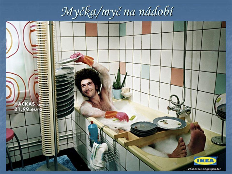 Myčka/myč na nádobí