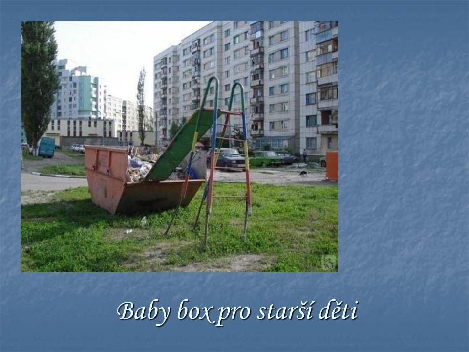 Baby box pro starší děti