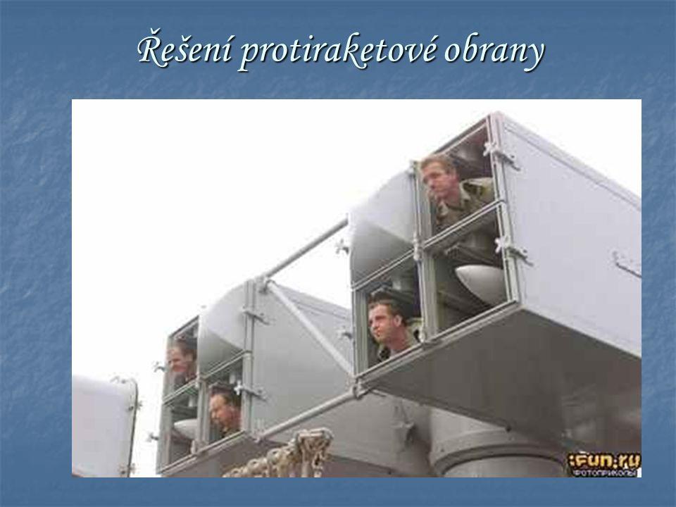 Řešení protiraketové obrany