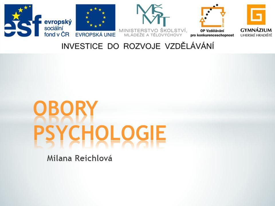 A) základní podávají základní popis a vysvětlení psychických jevů např.