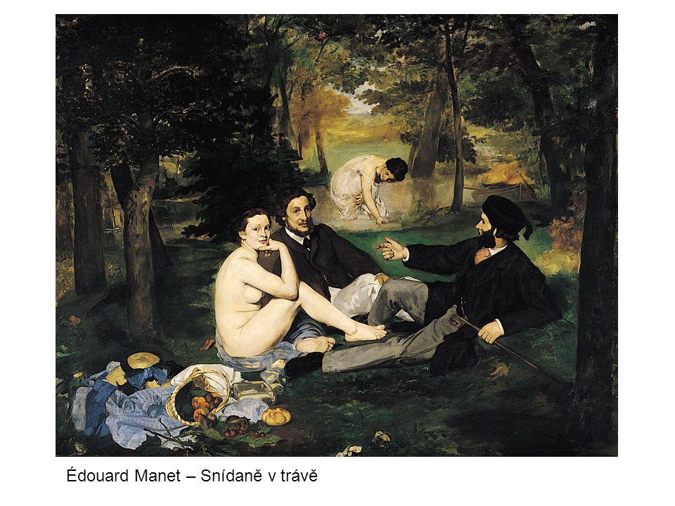Édouard Manet - Olympia