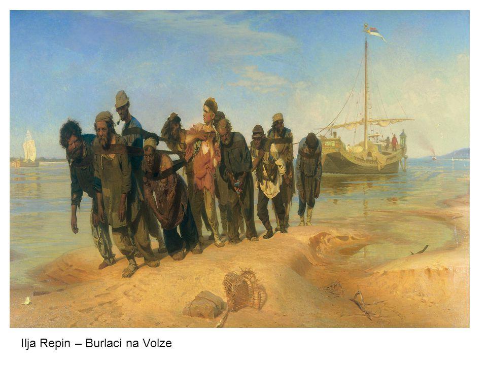 Ilja Repin – Burlaci na Volze