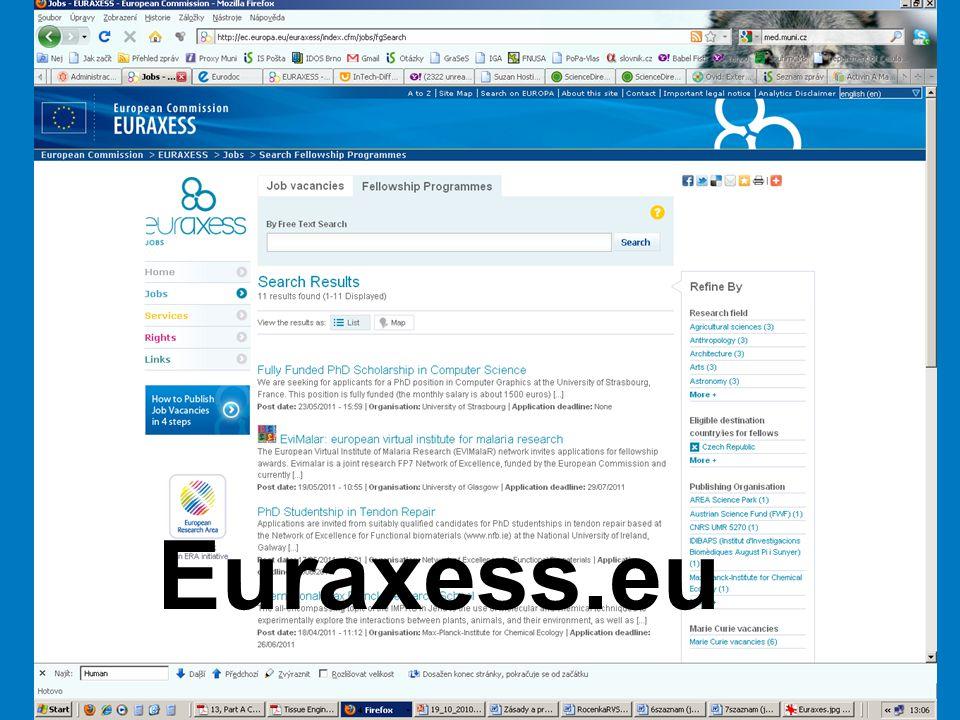 Euraxess.eu