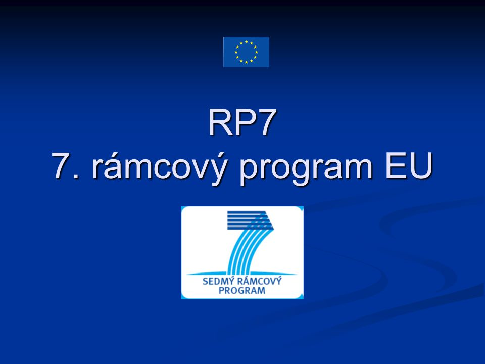 LS 2006/7 63KIP/CPEU Spolupráce v oblasti aplikovaného a průmyslového výzkumu a inovačních aktivit.