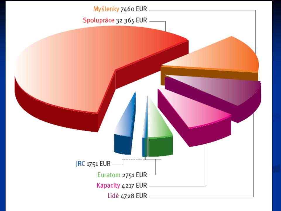LS 2006/7 20KIP/CPEU V&V projekty vhodné pro RP7 Aktivita zahrnutá v publikovaném cíli Aktivita zahrnutá v publikovaném cíli Aktivita zahrnutá v příslušném nástroji Aktivita zahrnutá v příslušném nástroji Dlouhodobý projekt s velkým potenciálním dopadem (současná generace technologie plus dvě) Dlouhodobý projekt s velkým potenciálním dopadem (současná generace technologie plus dvě) Aktivita, která přispívá k pokroku stavu poznání Aktivita, která přispívá k pokroku stavu poznání Zřejmé technologické riziko Zřejmé technologické riziko Neopakuje v současnosti probíhající aktivity Neopakuje v současnosti probíhající aktivity Ustavuje podnikatelské vztahy v EU Ustavuje podnikatelské vztahy v EU Není časově kritický – může počkat 6 až 12 měsíců do podpisu kontraktu Není časově kritický – může počkat 6 až 12 měsíců do podpisu kontraktu