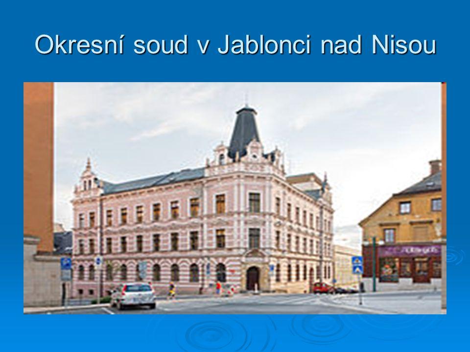 Okresní soud v Jablonci nad Nisou