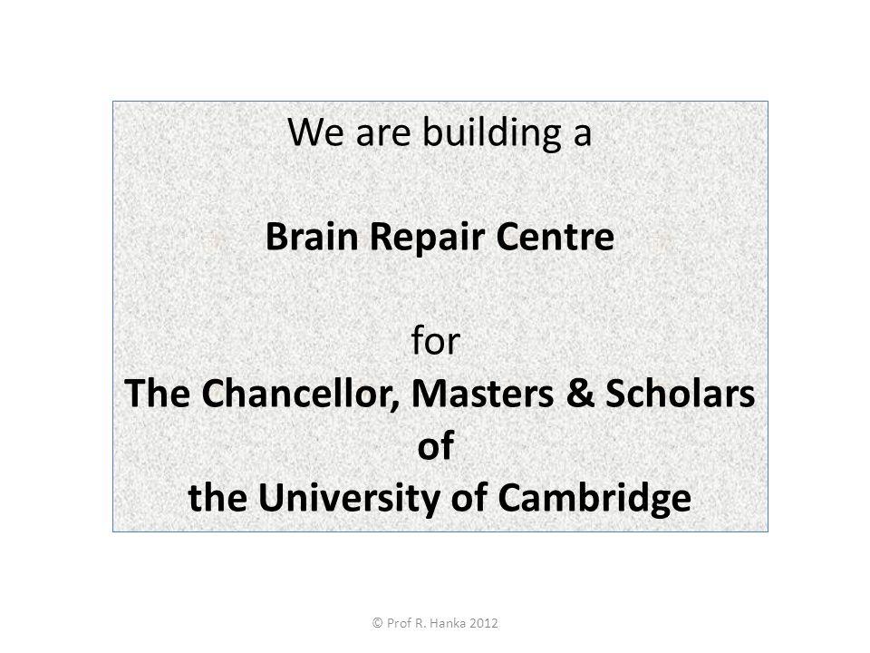 Regent House Sbor regentů - řídící orgán univerzity (Governing Body).