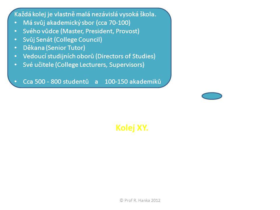 Rada pro postgraduální studia Akademický senát (Council) Různé Rady a Syndikáty BGS (BGS) Rektor (nebo zástupce) 4 jmenovaní AS 4 jmenovaní Akademickou radou 1 jmenovaný kolejemi 1 p/g student.