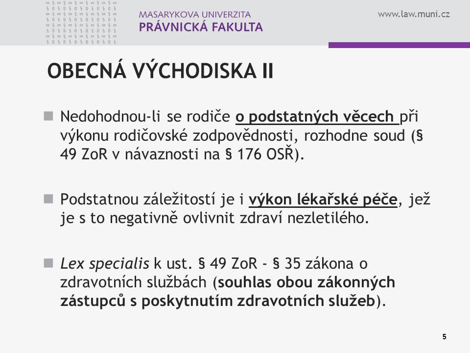 www.law.muni.cz ZÁKON O ZDRAVOTNÍCH SLUŽBÁCH I Zákon o zdravotních službách (č.