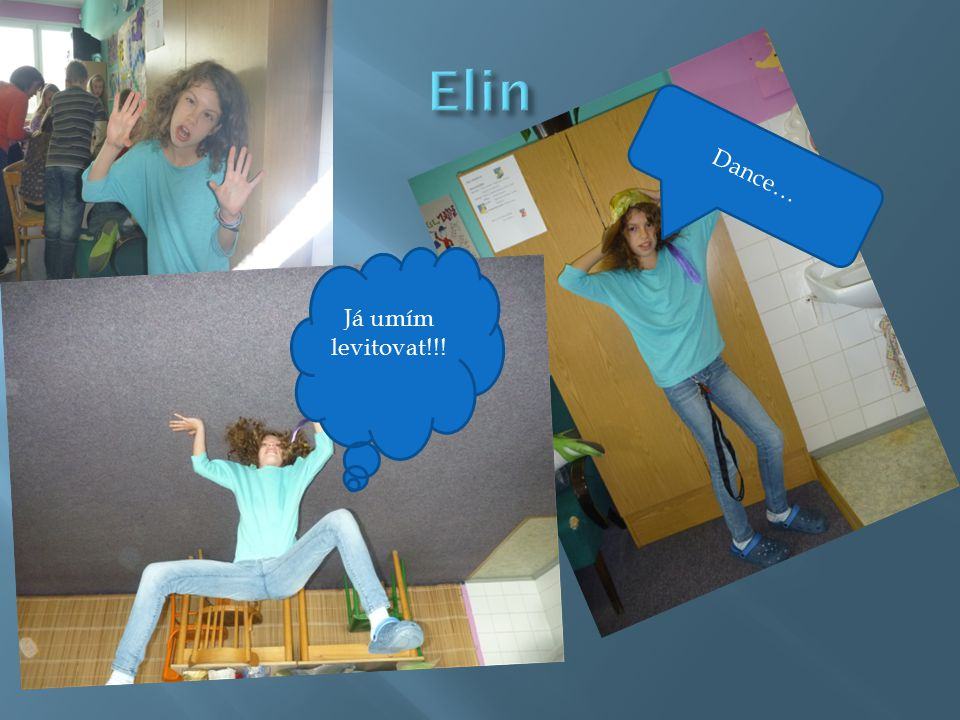 Já umím levitovat!!! Dance…