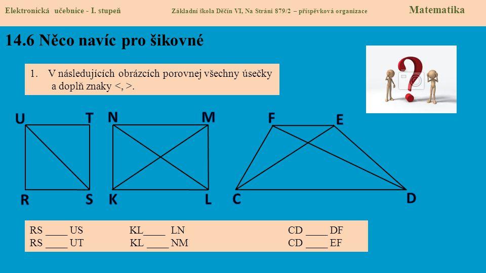 14.7 Line segment Elektronická učebnice - I.