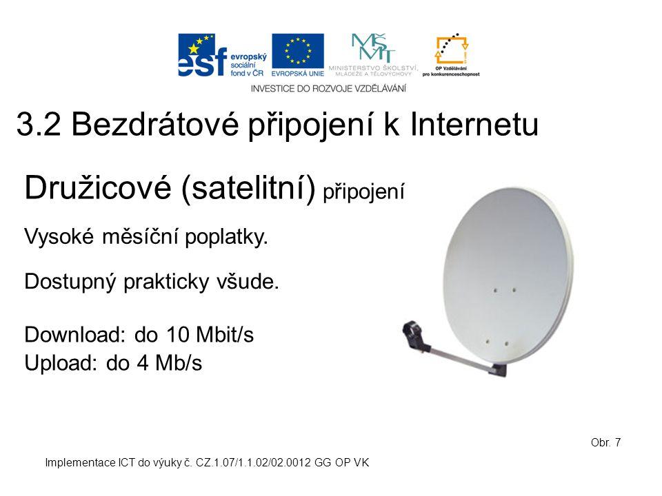 Implementace ICT do výuky č.CZ.1.07/1.1.02/02.0012 GG OP VK Dostupný prakticky všude.