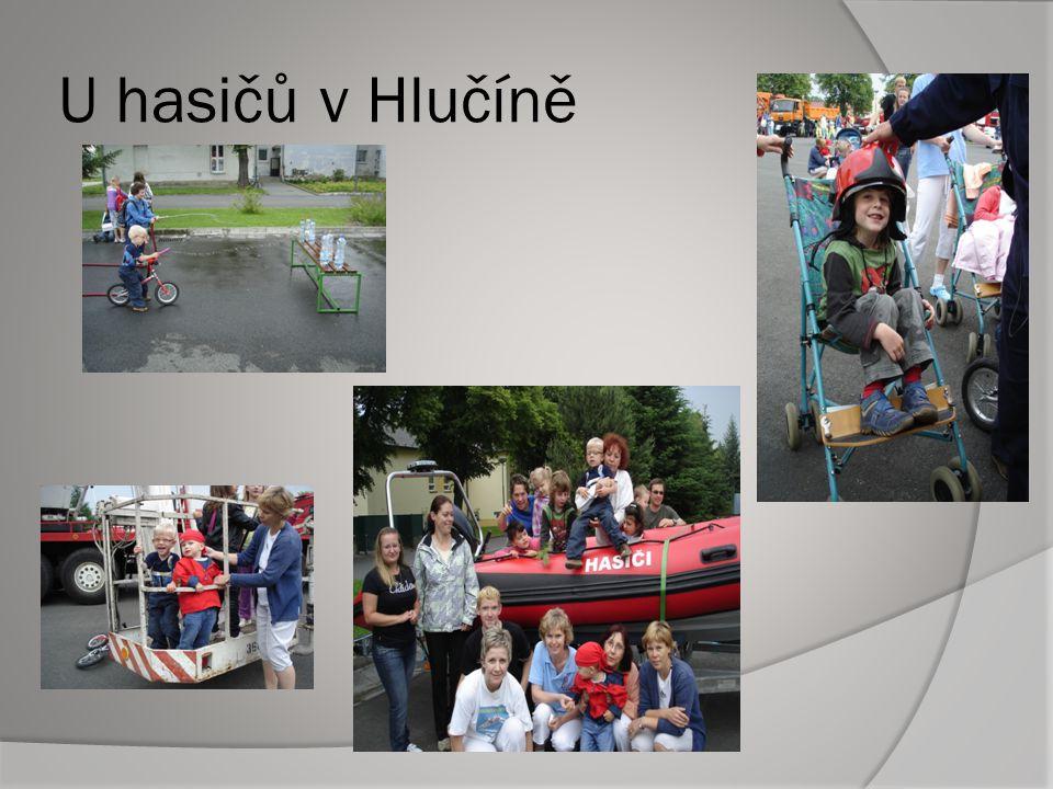 U hasičů v Hlučíně