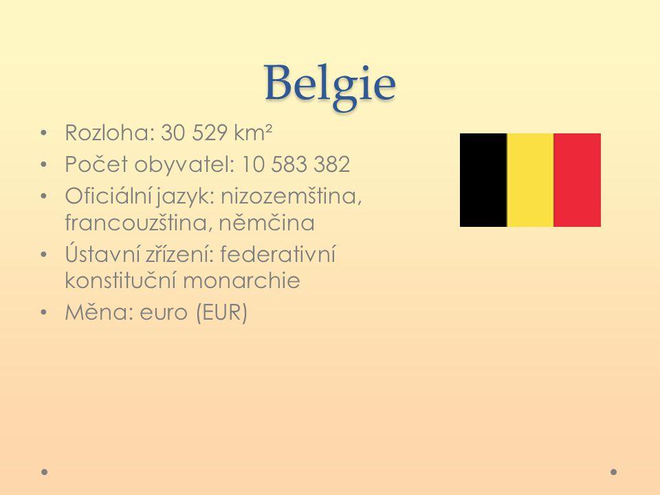 Podnebí Bruselu
