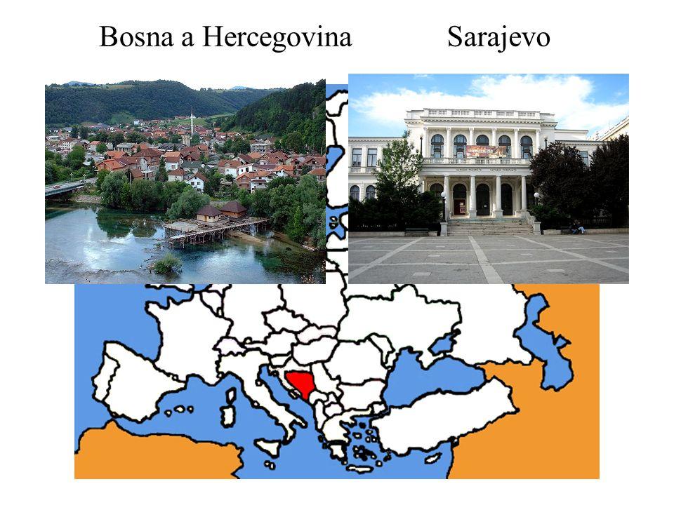 Jihovýchodní Evropa (shrnutí) Úkol: Do sešitu si vypiš státy jihovýchodní Evropy a jejich hlavní města.