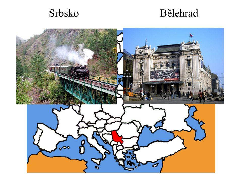 SrbskoBělehrad